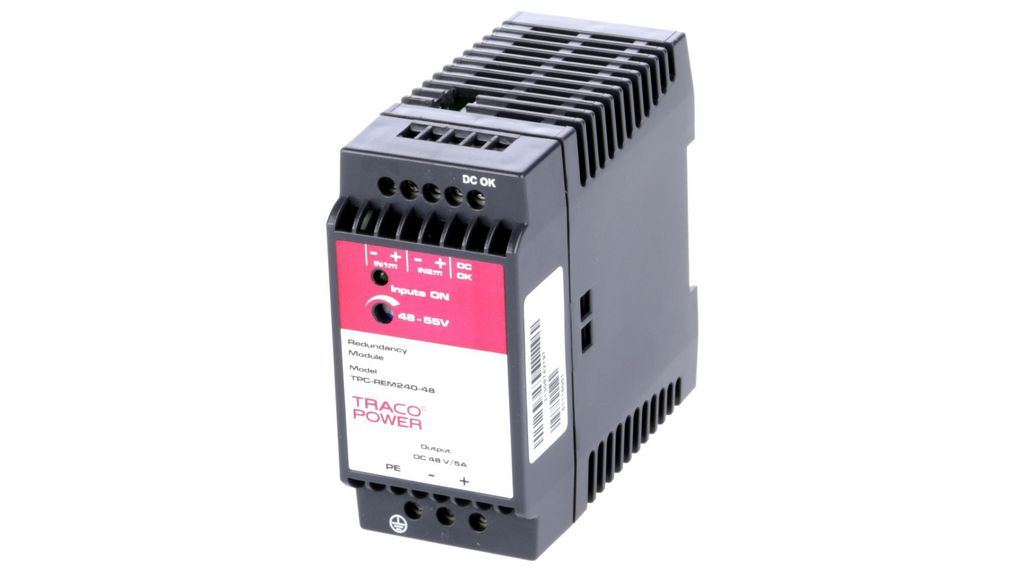 Redundanzmodul TPC Series Industrial Power Supplies 90 mm DIN-Schienenmontage kaufen